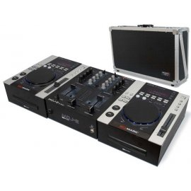 Pack 2 CD+Mixer+Maleta MARK...