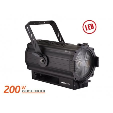 Proyector Zoom 15-55 LED-200W MARK TheatreZoomLed 15-55