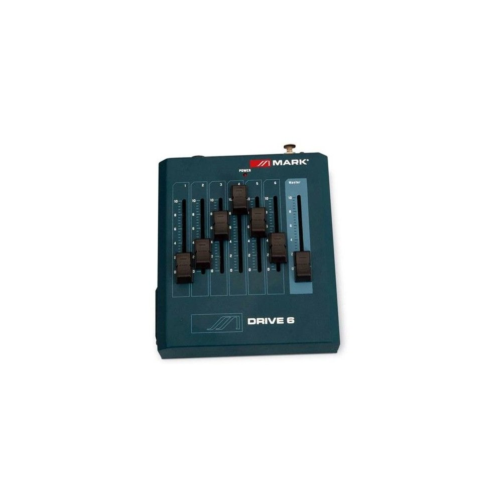 Consola DMX 6 canales MARK Drive-6