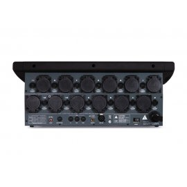 Consola DMX 16 canales + Dimmer 12x5A