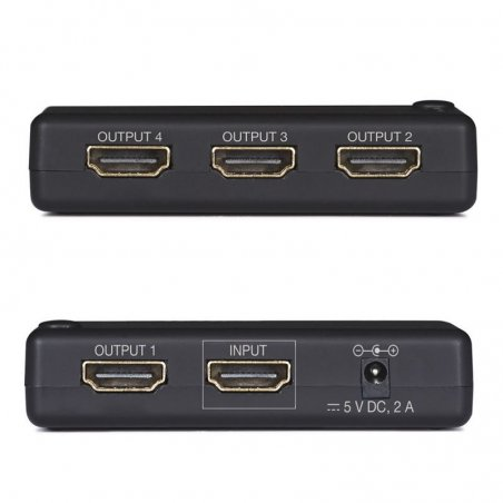 Distribuidor HDMI 1in- 4out