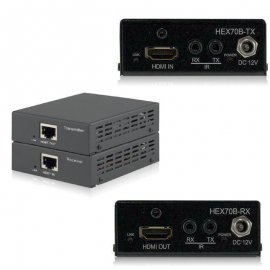 Prolongador HDMI por cable CAT-6