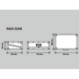 Maletin  WORK Rack Scan