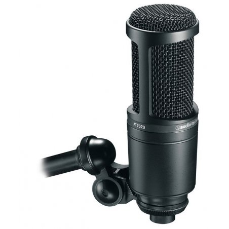 Microfono Audio-Technica AT2020