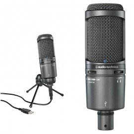 Microfono Audio-Technica AT2020 USB