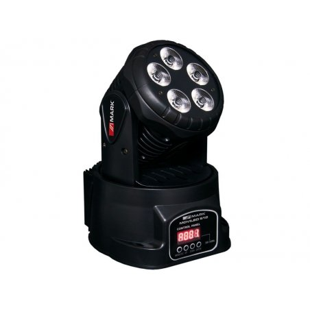 Cabeza Movil Wash LED MARK Moviled 512