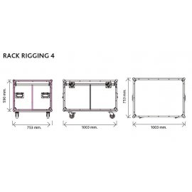 Baul Work Rack Rigging 4