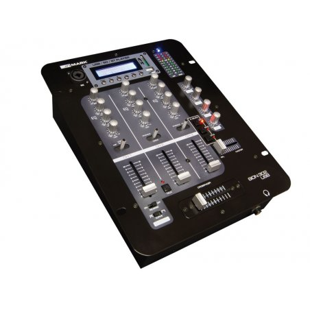Mezclador reproductor USB/SD Mark SION 302 USB