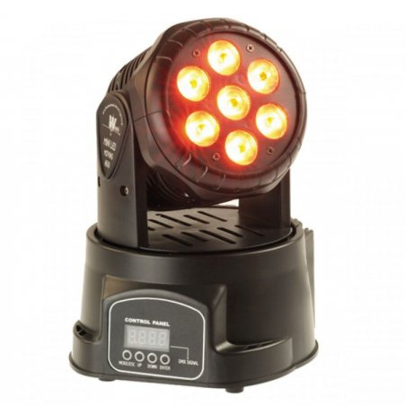 Cabeza Movil Wash LED ProLight LT Mini Wash