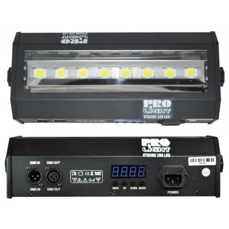 Flash Led ProLight STROBE 200 LED