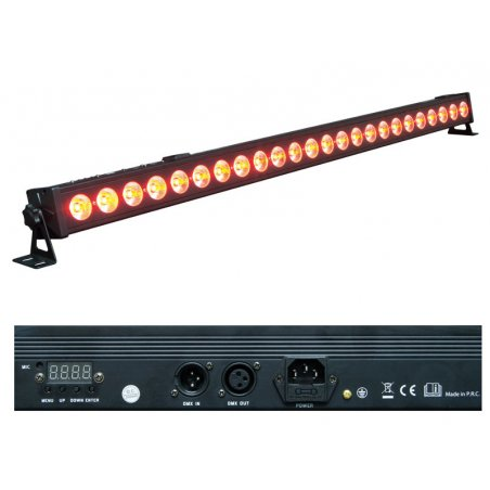 Barra de Led MARK MBAR RGB 4/72