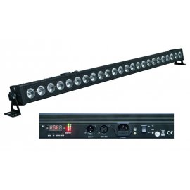 Barra de Led's 24x3W RGB...