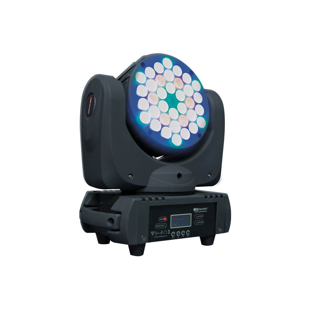Cabeza Movil Wash LED MARK Moviled 363W MKII