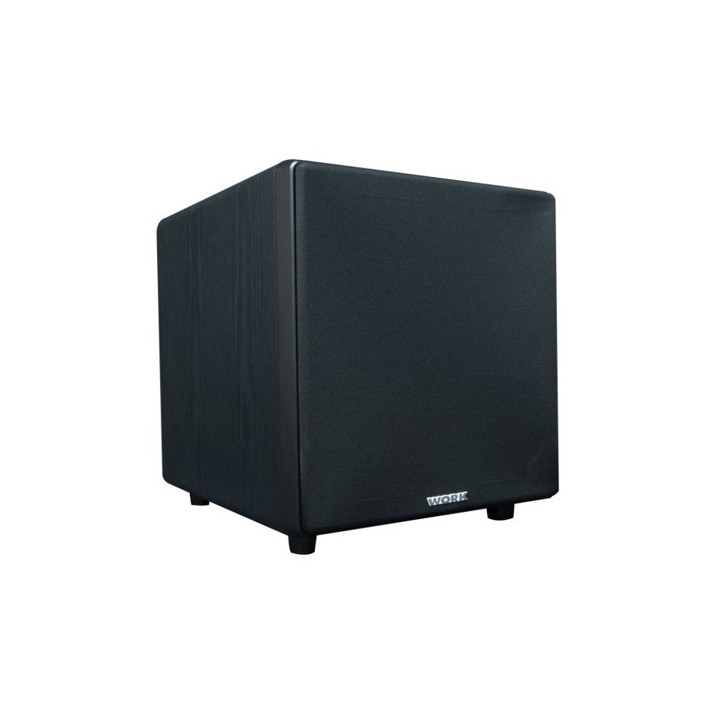 Subwoofer autoamplificado WORK Arc Sub 10 MKII