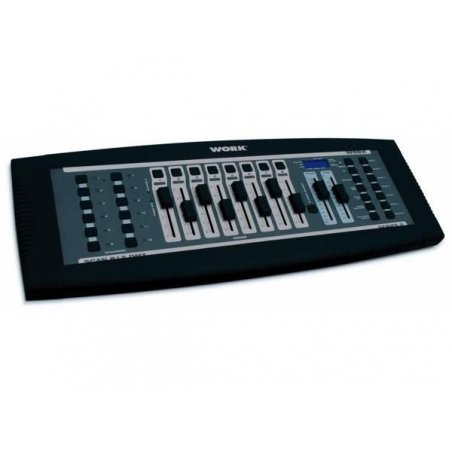 Consola DMX 192 canales WORK SCAN-812
