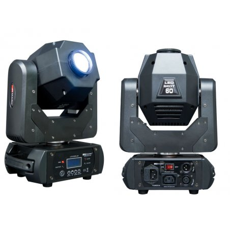Cabeza Movil LED MARK Led Spot 60