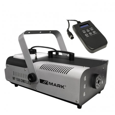 Maquina de Humo MARK MF-1500DMX LED