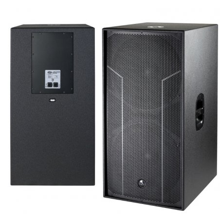 Subwoofer 2x18'' DAS ACTION-S218