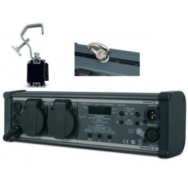Dimmer DMX  2 canales 2x10A...