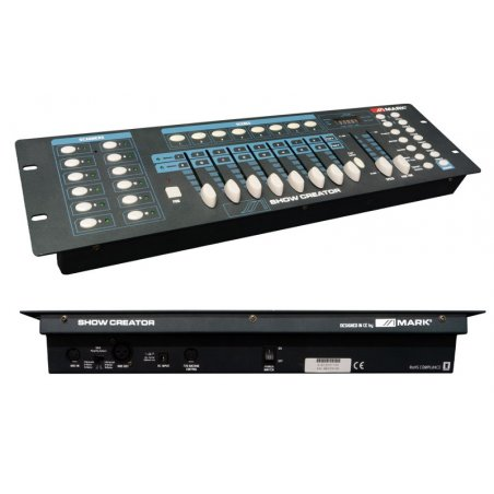Consola DMX 192 canales MARK Show Creator MKII