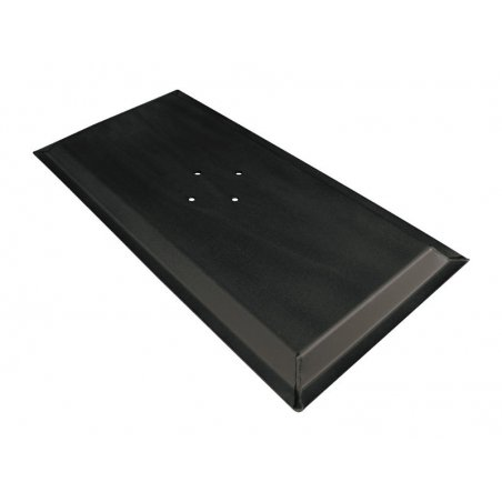 Base de suelo para WCAD WORK WC 10 NEGRO