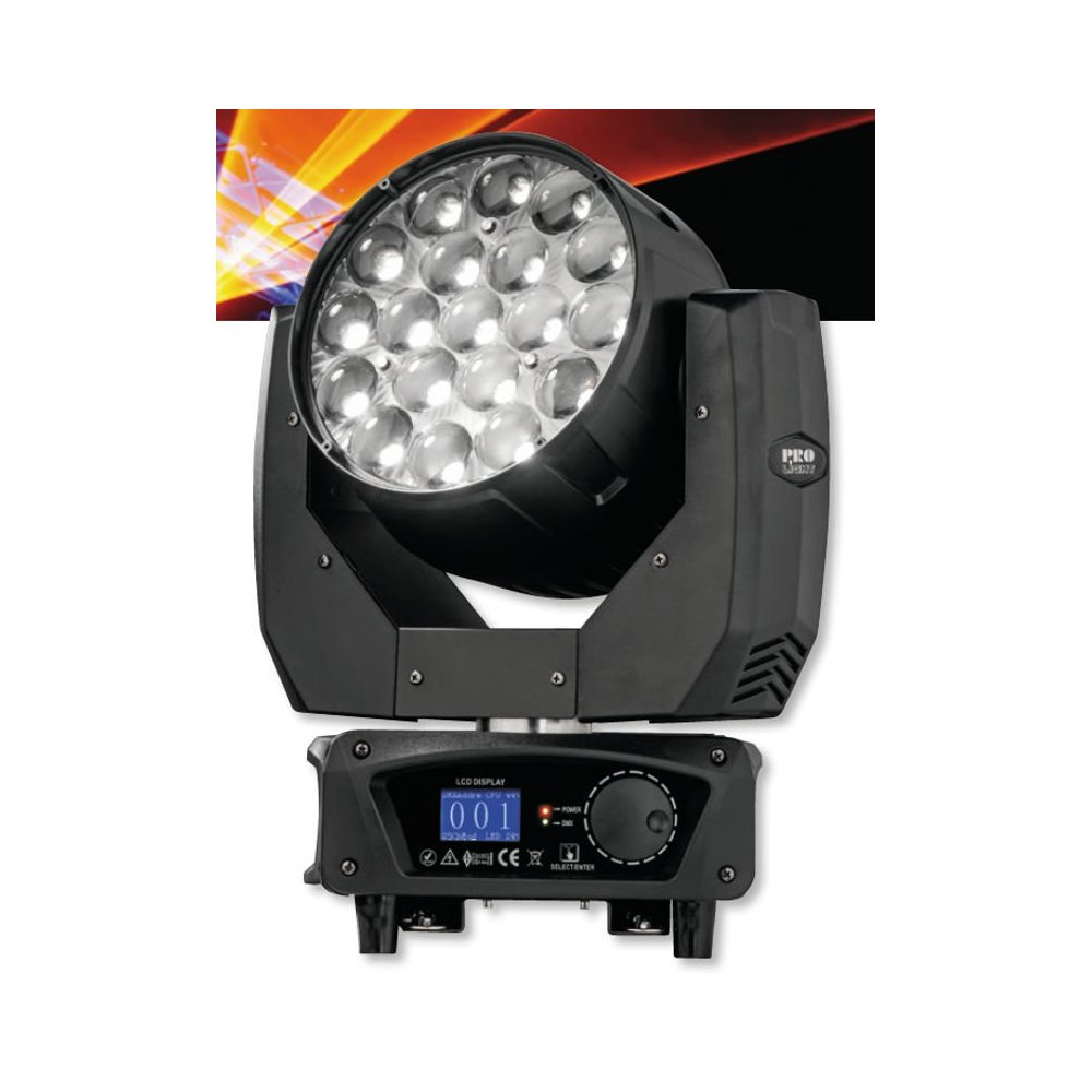 Cabeza Movil LED RGBW ProLight LT HALO 280