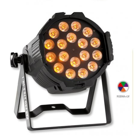 Foco de Led 270W ProLight PAR PRO 270 6 EN 1 BDN