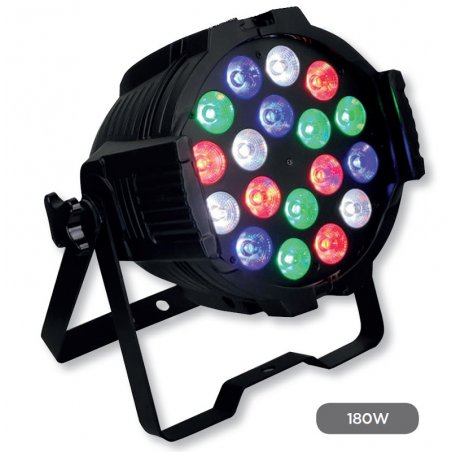 Foco de Led 180W RGBW ProLight PIXEL PAR PRO 4-IN-1