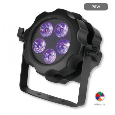 Foco de Led IP-65 ProLight PAR PRO 75 OUT 6en1